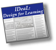IDeaL: Design for Learning Newsletter